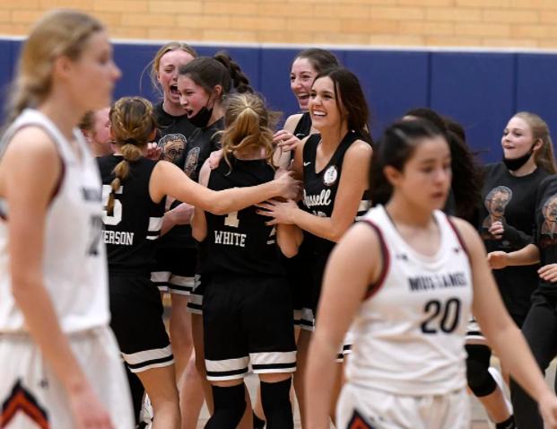 Girls Basketball WINS in Overtime!