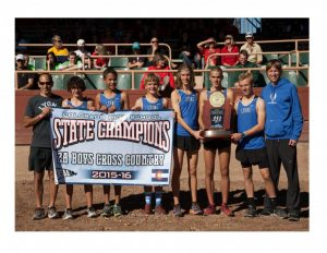 2015 Cross Country State