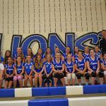 Lyons Middle School Volleyball 2015