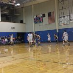 Lyons Senior High School Boys Junior Varsity Basketball beat Dayspring Christian Academy 35-19