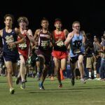 Deer Valley High School Boys Varsity Cross Country Qualifies for State at Sectional Meet