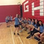 Girls Varsity Badminton beats Glendale 7 – 2