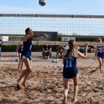 DV Beach Volleyball falls to O'Connor 4-1