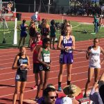 Emily Stutesman – Finishes 4th in State for 1600 meter run!!