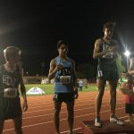 Congratulations Randy Espinoza – 2nd place finish in 3200 meter run!