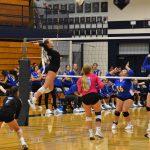 Girls Varsity Volleyball beats Buckeye Union 3 – 0
