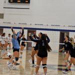 Deer Valley Girls Varsity Volleyball beats Shadow Mountain 3 – 0