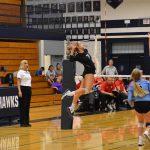 Deer Valley Girls Varsity Volleyball dominates Seton Catholic Prep 3-0