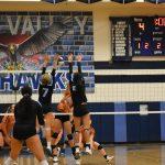 Deer Valley Girls Varsity Volleyball beats Desert Edge 3 – 1