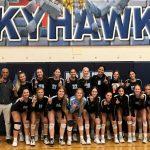 Deer Valley Girls Varsity Volleyball Sweeps Lake Havasu on Senior Night