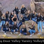 DV Girls Varstiy Volleyball opened the 4A State Playoffs with a sweep of Lake Havasu
