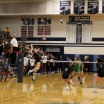 DV Girls Varsity Volleyball Sweeps St. Mary's to Advance to the Final Four