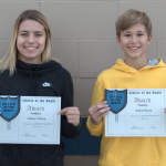 Congratulations December Athletes of the Month!