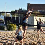 Deer Valley Girls Beach Volleyball beats Verrado 4 – 1 in Opening Match of the Season