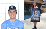 Chris Peck and Lauren DePalma Named March Athletes of the Month!