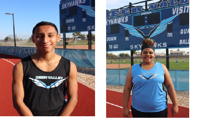 May Athletes of the Month Named!