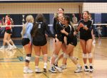 Deer Valley Varsity Girls Volleyball defeats #1 ranked Seton Catholic 3-2