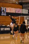 Deer Valley Varsity Girls Volleyball Ends Regular Season with Sweep of Shadow Mountain