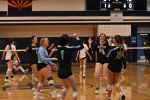 Deer Valley Varsity Girls Volleyball Sweeps Bradshaw Mountain 3-0 in the First Round of the 4A State Playoffs