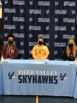 National Signing Day 2021: Deer Valley HS celebrates three signings!