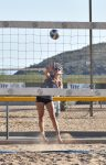 Deer Valley Varsity Beach Volleyball defeats Northwest Christian 4-1
