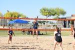 Deer Valley Beach Volleyball defeats Desert Edge 5-0
