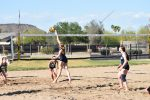 Deer Valley Beach Volleyball defeats Flagstaff in the First Round of the State Playoffs