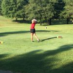 Girls Golf Lose Close One to Daleville; Rausch Medalist