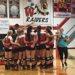 Volleyball Beats Hagerstown