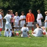 Boys Soccer Lose at Home