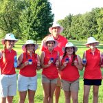 Girls Golf Regional Results