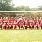 Girls Soccer Lose at New Castle