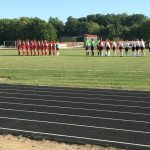 Girls Soccer Play Tough in Loss