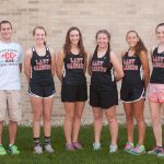 Girls XC Compete at IPFW