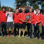 Team Effort Leads Raiders to Sectional Title