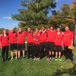 Boys XC Finishes 15th at Semi-State