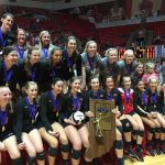 WHS VB Girls Will Be Honored Tuesday Night