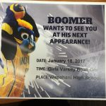 Boomer to Visit Wapahani GBB on January 18th