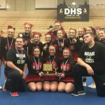Raider Cheer Wins MEC Championship