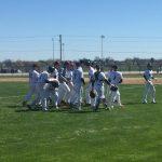 Varsity Baseball Drops 2 @ Homestead