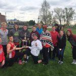 Boys Track Win Muncie Relays