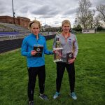 Herbst Twins Honored at Muncie Relays