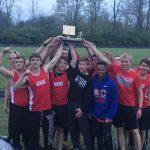 Boys Track Win MEC; Girls Finish 2nd