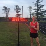 Regional Track Results; Alex Just Misses State Meet