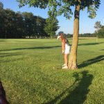 Girls Golf Drops Close Match to Hagerstown