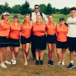 Raider Golf Wins with Season Low Round
