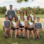 Girls Golf Win at Home