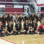 Varsity VB Wins 8th Straight