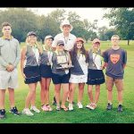 Girls Golf Regional Information