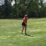 Girls Golf 2nd at Royal Hylands; Vannatter Leads